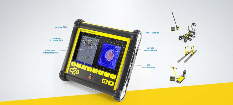 The New pulseEKKO - GPR with No Limits