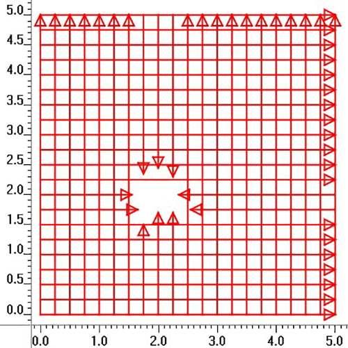 ground radar grid