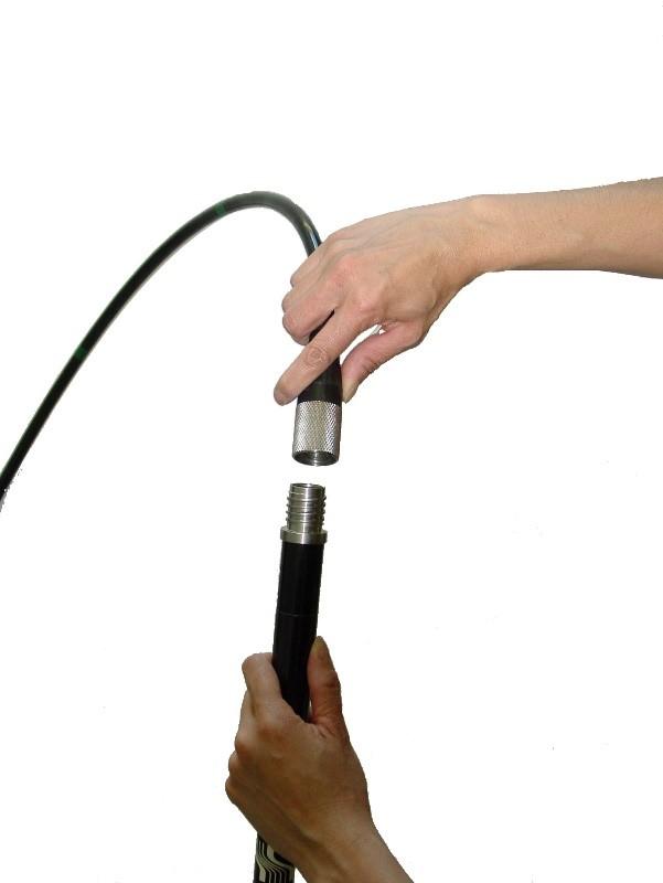 pulseEKKO® borehole GPR handle