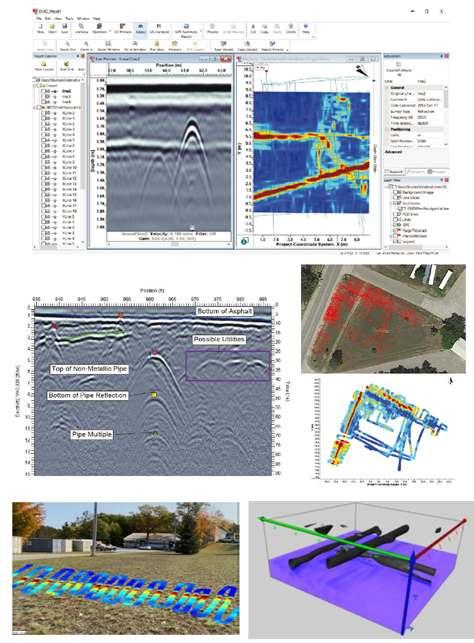 ekko_project software underground utility locating